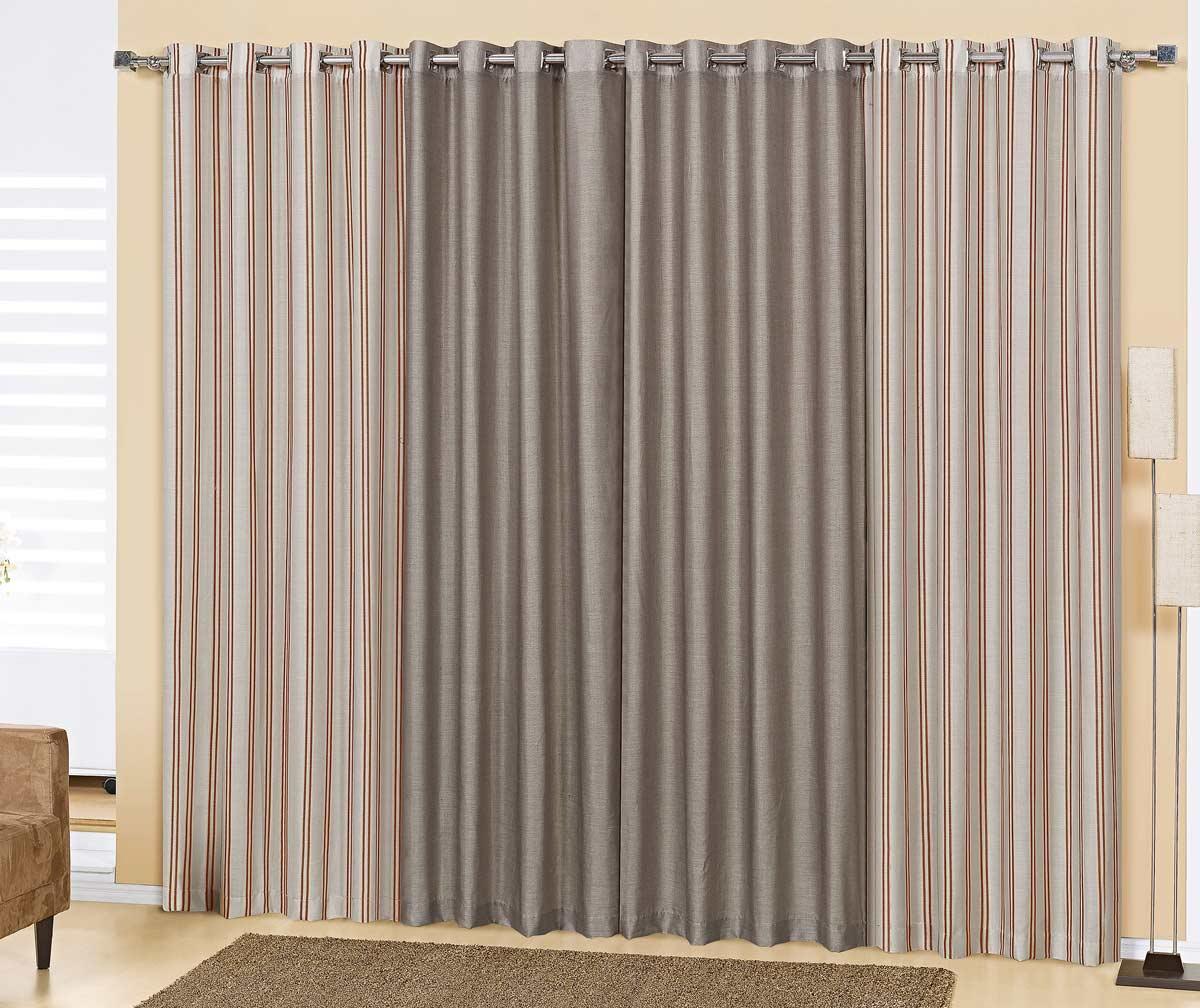 Cortinas cortinas de sala modernas decoraci n de - Diseno cortinas modernas ...